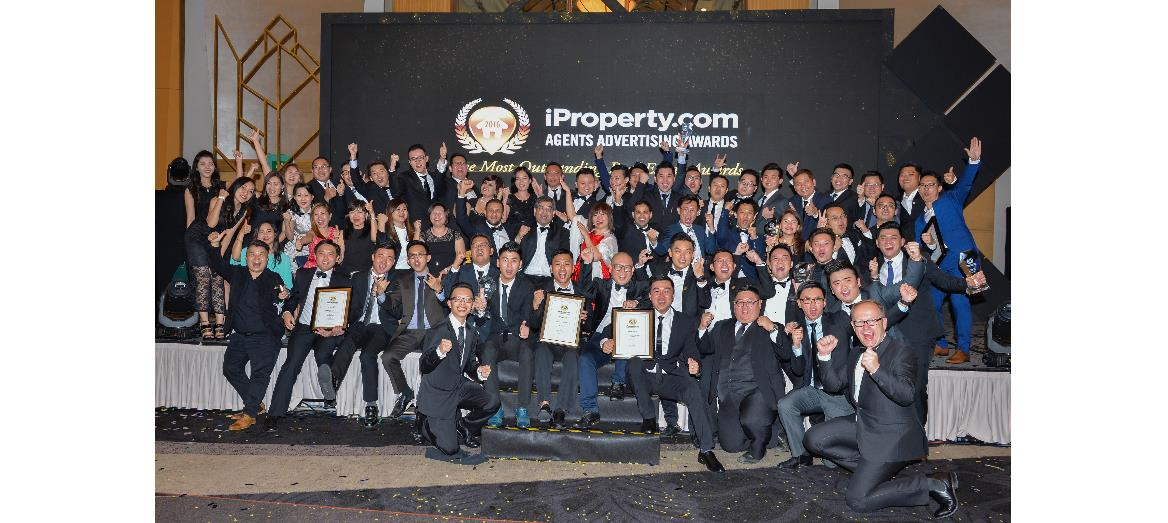 The best real estate professionals and agencies in Malaysia  honoured at the iProperty.com Agents Advertising Awards