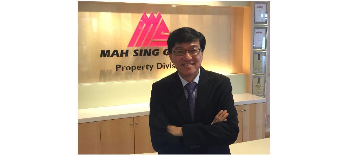 Mah Sing Group Berhad names Ho Hon Sang as new Chief Executive Officer cum Executive Director
