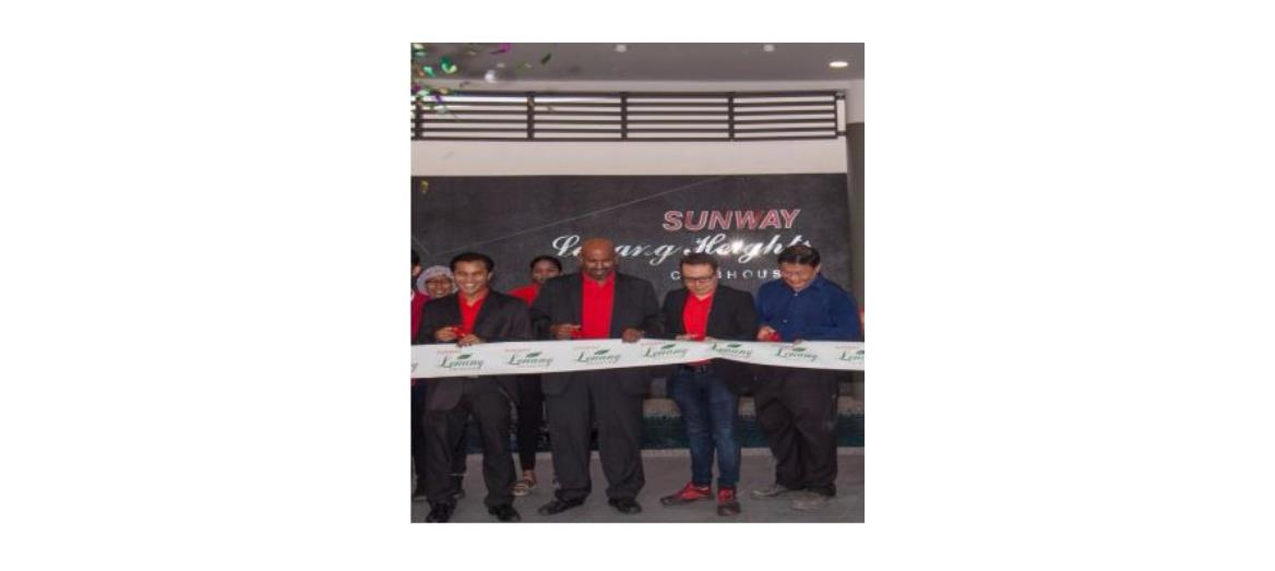 Sunway welcomes first clubhouse in Johor at Sunway Lenang Heights