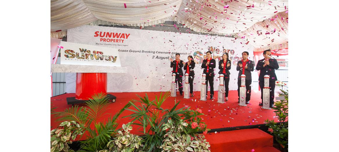 Sunway Property strenghtens its presence in Penang