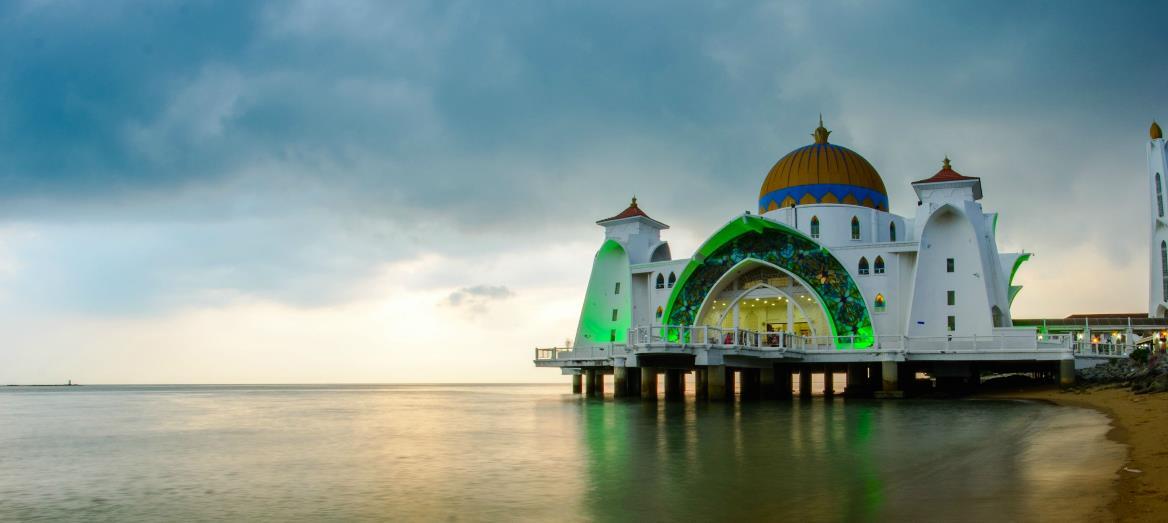5 galvanising architectures in Malacca