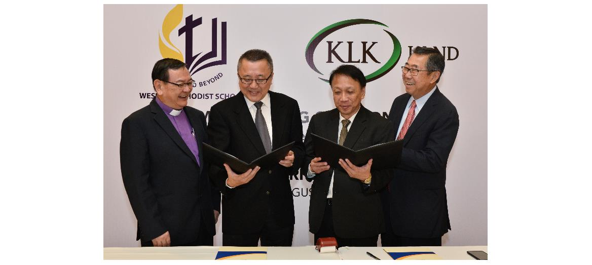 KLK Land to build private school at its Bandar Seri Coalfields township for benefit of its residents