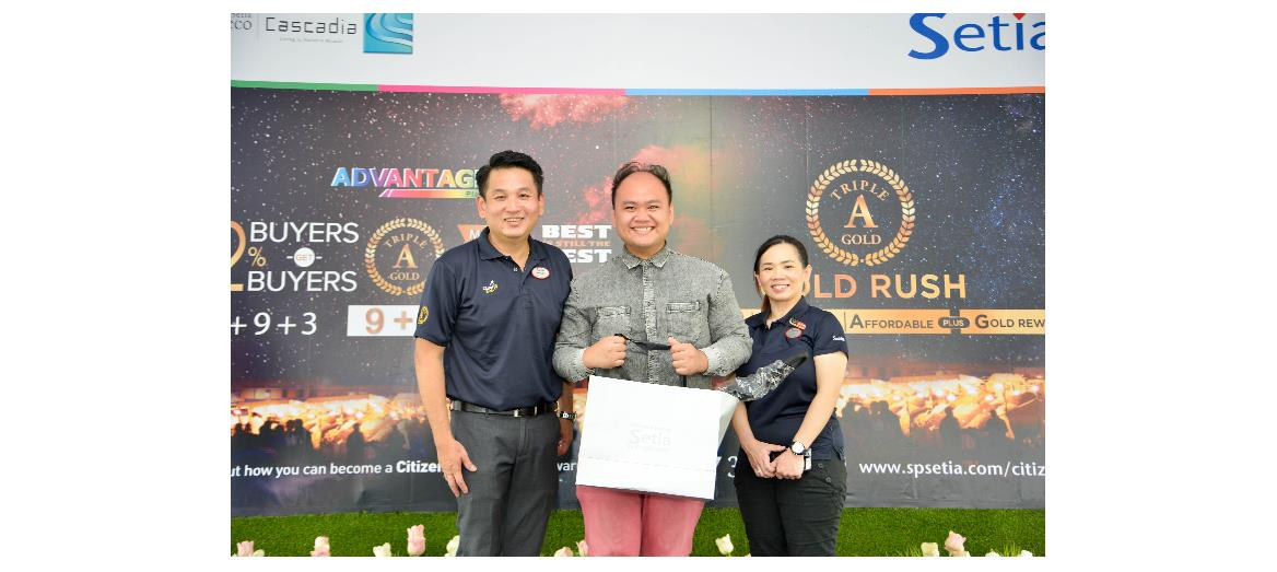 S P Setia hosts Triple A Gold Carnival in conjunction with Mid-Autumn Festival celebration