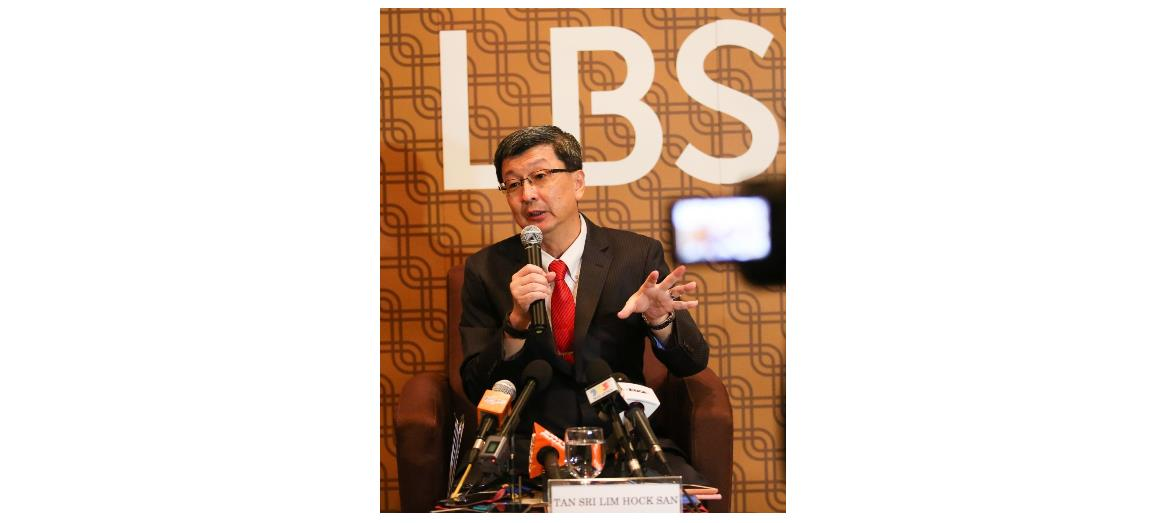 LBS  Bina Group Berhad exceeds 2015 sales target of RM1 billion
