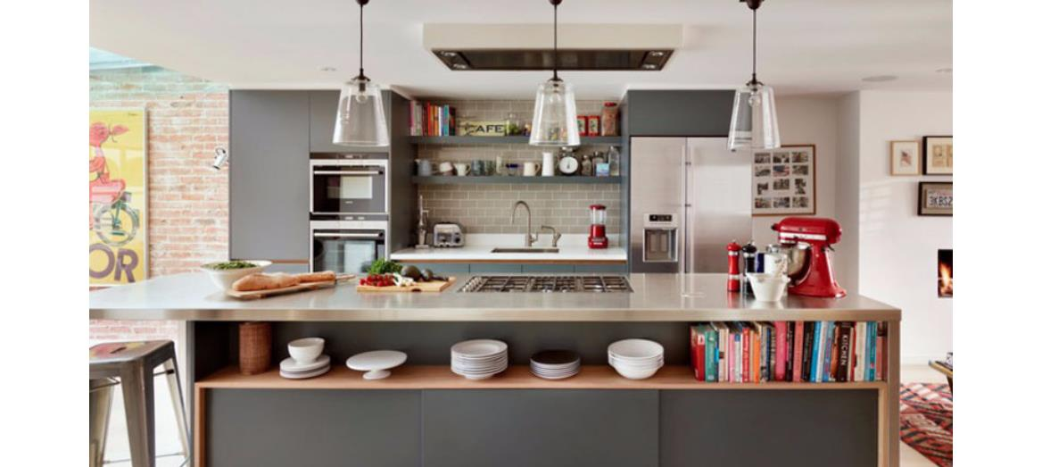 The 10 Commandments For Coping With A Small Kitchen