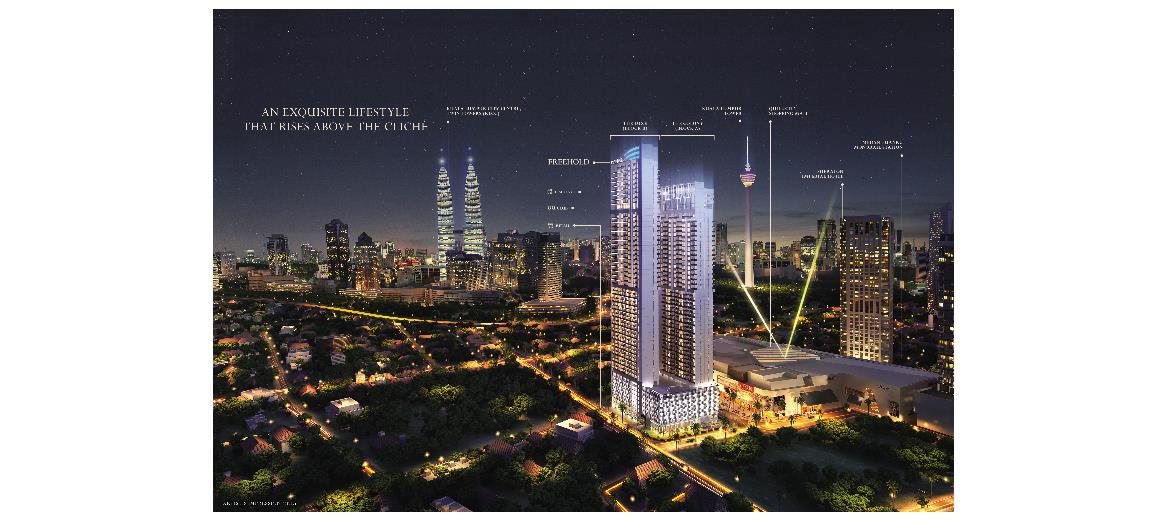 Infinite Possibilities at The Colony by Infinitum