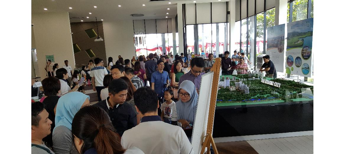 Overwhelming response to final blocks of Conezion Residence at IOI Resort City