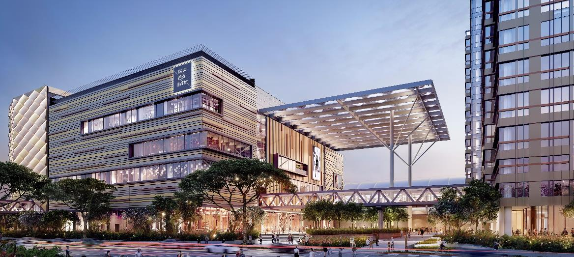 Lendlease''s SGD3.2 billion Paya Lebar Quarter Urban Regeneration Project To Transform Paya Lebar