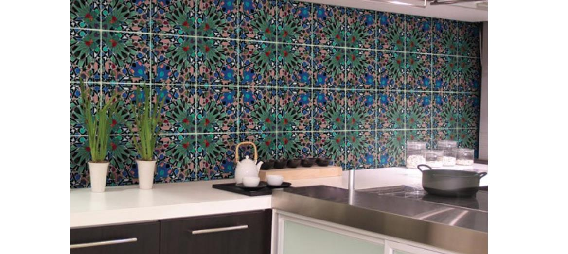 Splashback & Tile Ideas For The Kitchen Or Bathroom