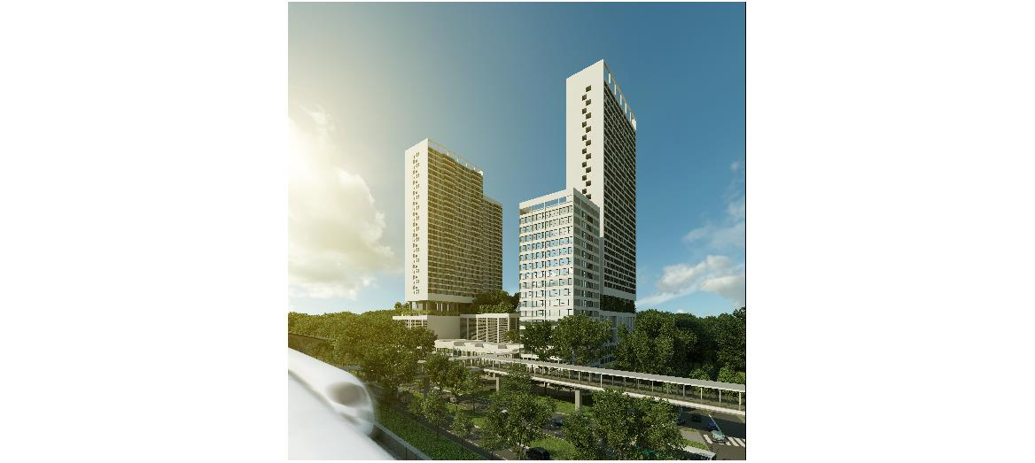 Selangor Dredging Berhad''s SqWhere serviced apartments in Sungai Buloh  is now open for registration