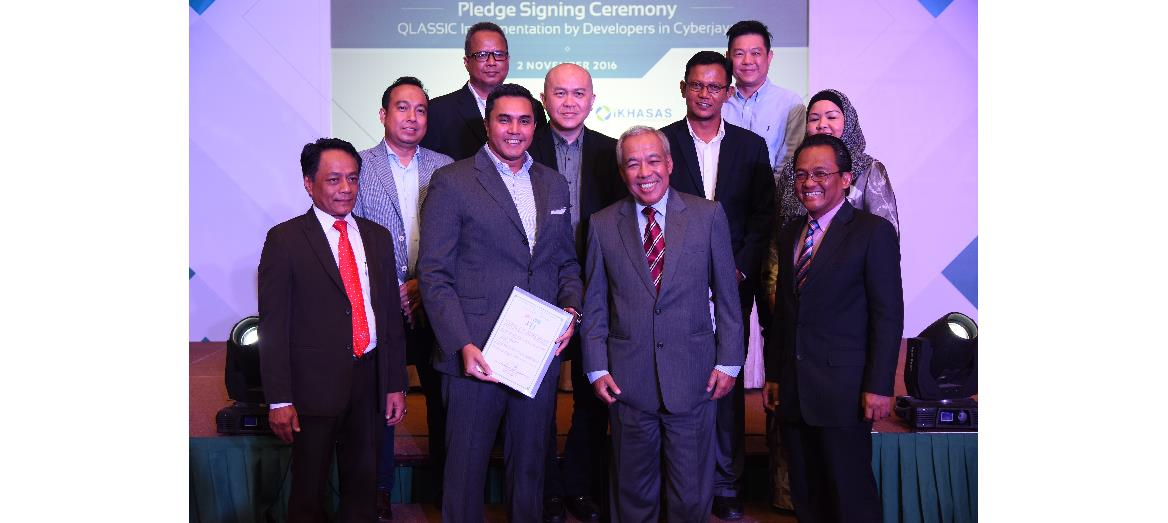 Cyberjaya developers pledge to quality workmanship