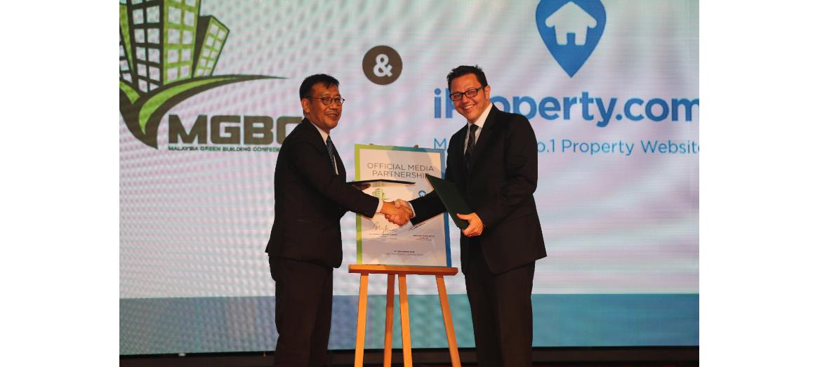 iProperty.com Malaysia and MGBC join hands to promote sustainability
