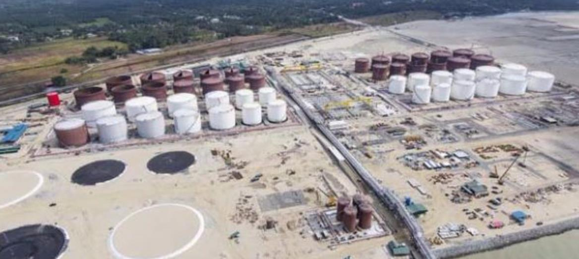 Pengerang Integrated Petroleum Complex completion date delayed due to challenging economic conditions