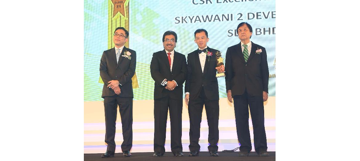 Skyworld wins two awards