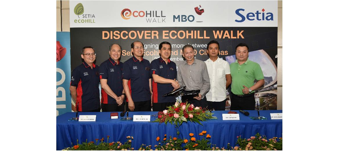 Ecohill Walk Mall welcomes its first tenant, MBO Cinemas