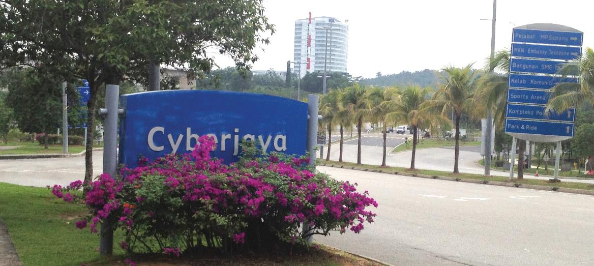 CYBERJAYA: Striving Towards Smart City Status