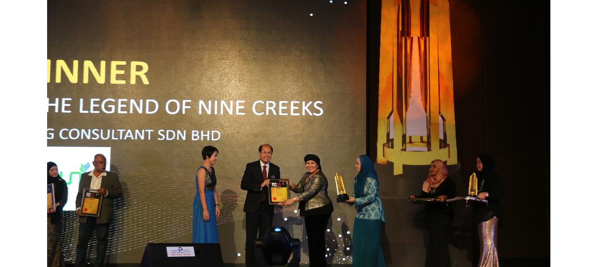 Setia Eco Templer recognised for its design excellence