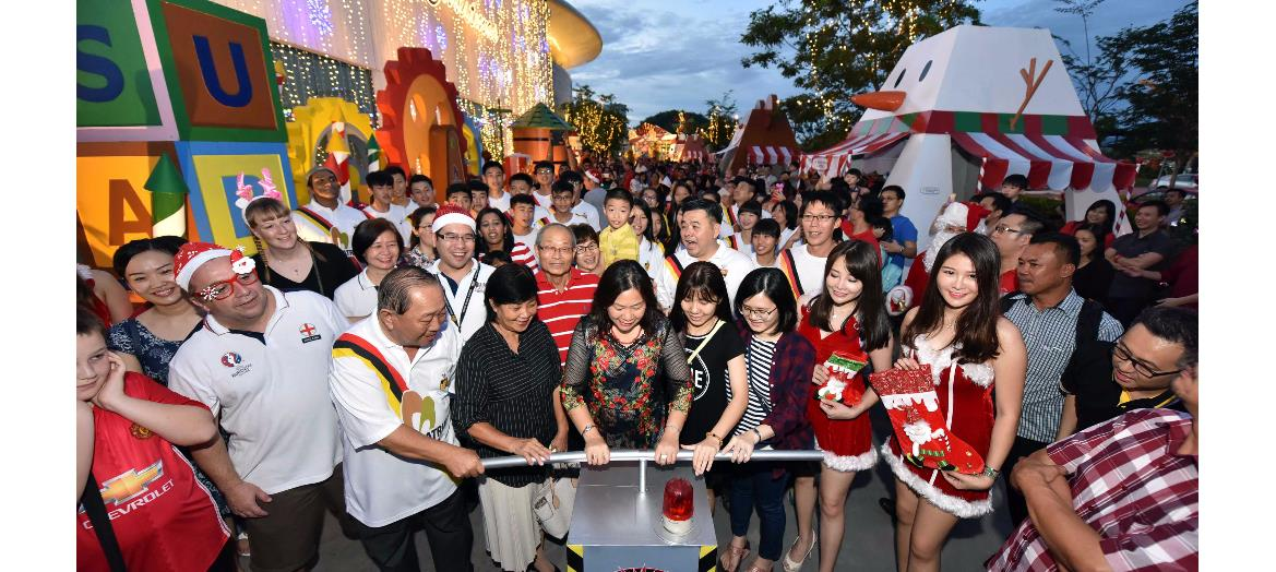 Come one come all: Santa Factory is open this Christmas month in Bandar Sri Sendayan!