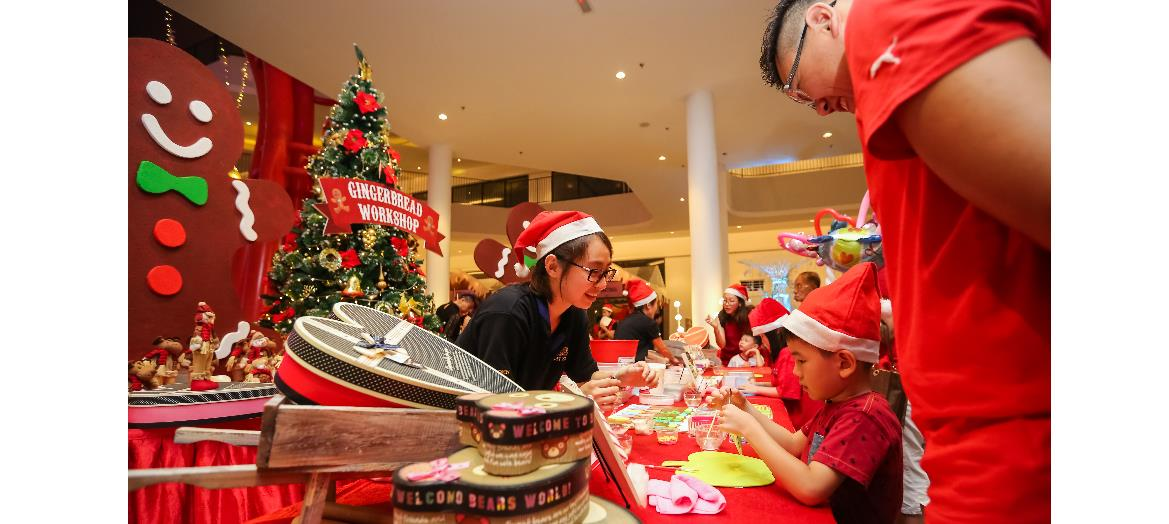 Sunway Property shares a joyous Christmas with Sunway communities