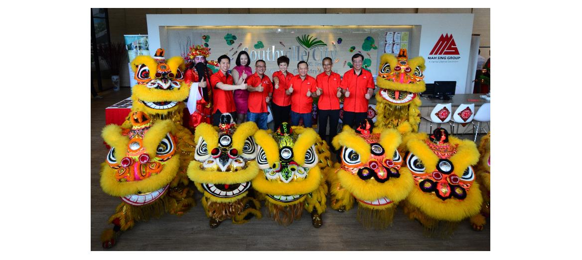 Mah Sing Group celebrates Chinese New Year at 10 sales galleries across Malaysia