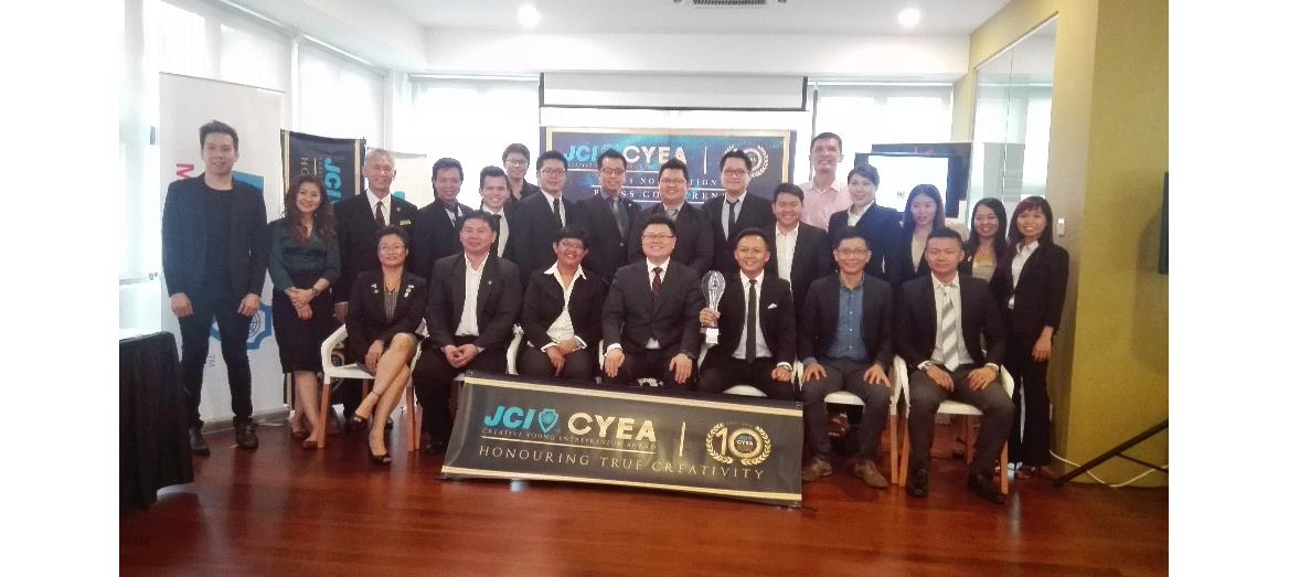 Junior Chamber International (JCI) PJ calls for nomination of Malaysian young entrepreneurs for 10th JCI Creative Young Entrepreneur Award