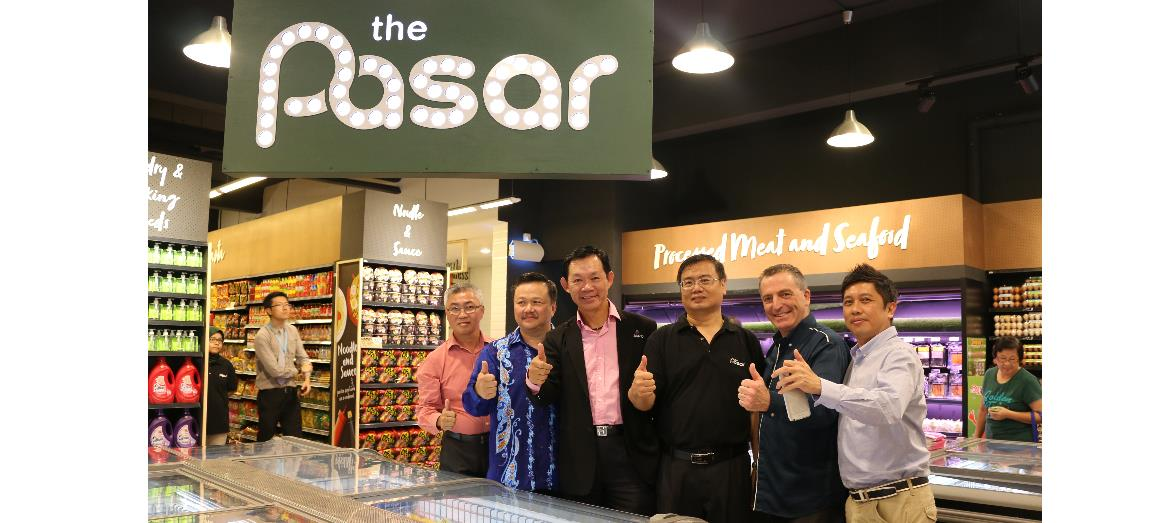 The Pasar at Seri Austin is now open for business