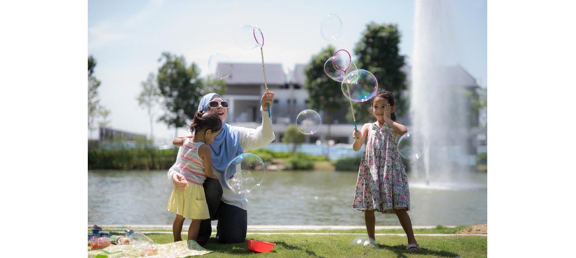 IJM Land hosts Family Fun Day at Bandar Rimbayu
