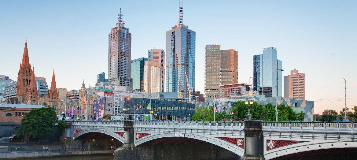 Magnetic Melbourne