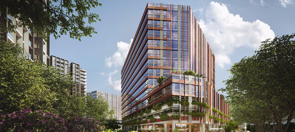 Paya Lebar Quarter Office Buildings First in Singapore to Register for New Global Building Standard Focused on Occupant Well-being and Productivity