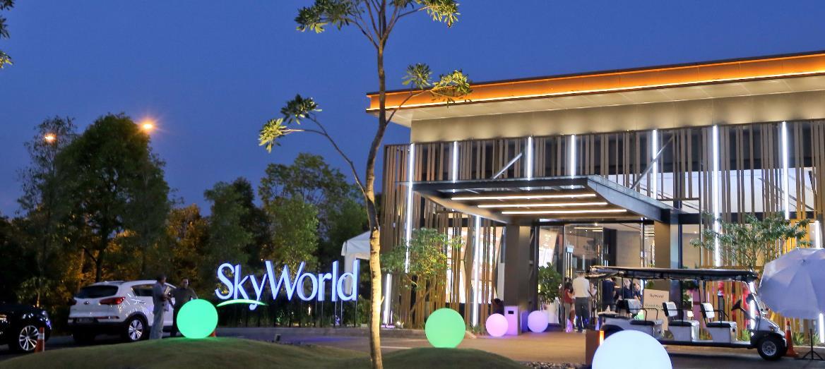 Double Cheer As SkyWorld Development Group Kicks Off CNY Celebrations at Sky Arena Setapak and SkyLuxe, Bukit Jalil