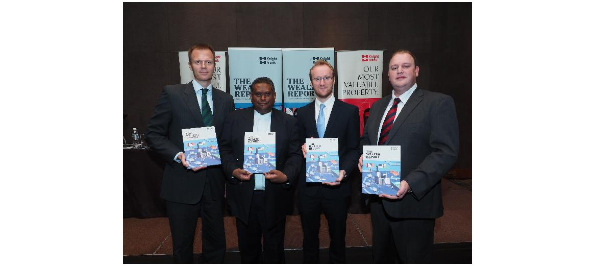 Knight Frank launches The Wealth Report 2016 (10th edition)