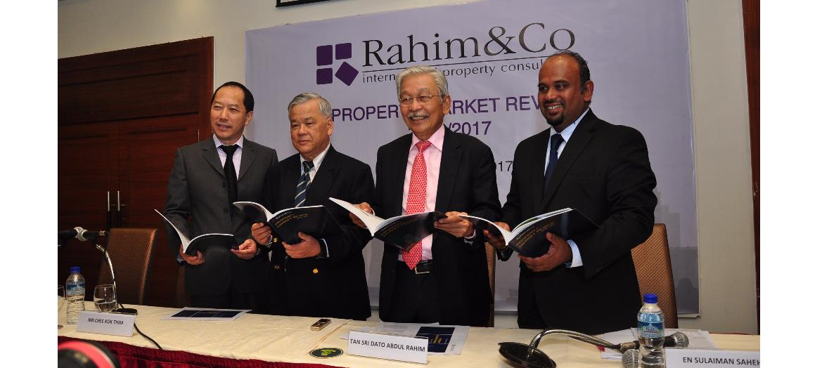 Property market in 2017 to remain subdued, Office & mall space glut a concern, says Rahim & Co