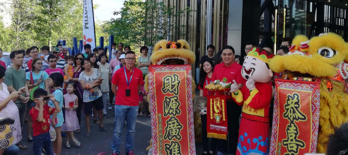 A Roaring CNY Open House at SkyWorld Property Galleries @ Setapak and Bukit Jalil