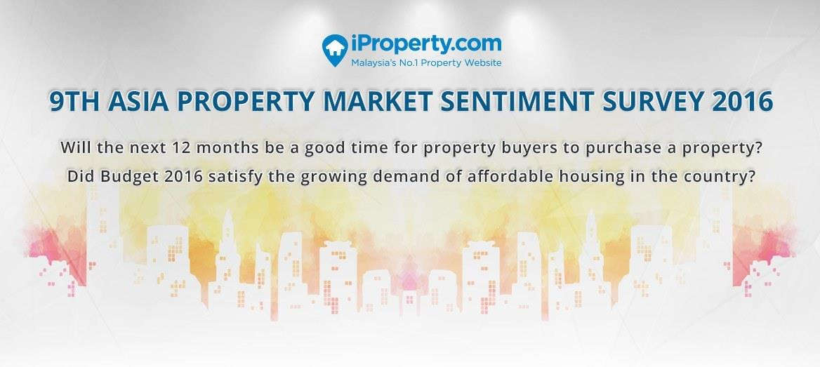 iProperty.com Asia Property Market Sentiment Report 2016 (H1)