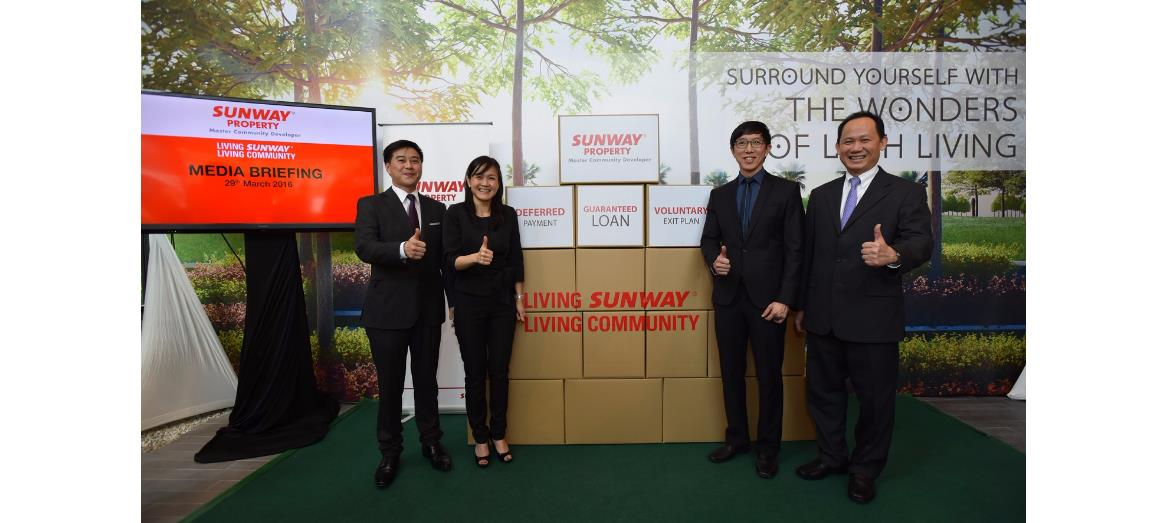 Sunway Property offers certainty  in times of uncertainty