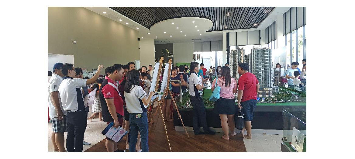 IOI Properties Group''s Conezion Condominium launch receives encouraging response.