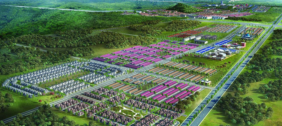 MB World Group Berhad Unveils Taman Sri Penawar
