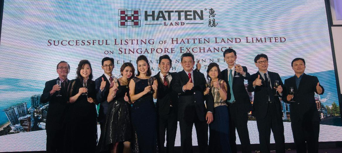 Hatten Land Limited Appreciation Dinner, Melaka