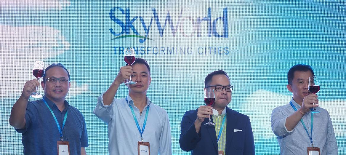 SkyWorld Rolls Out New Brand Campaign