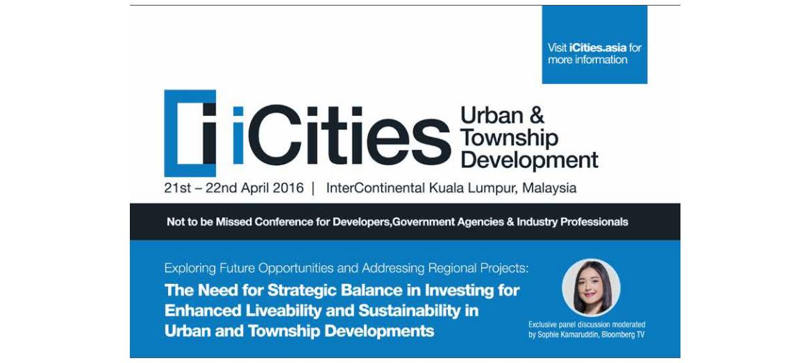 Sustainable development focus of iProperty Conference