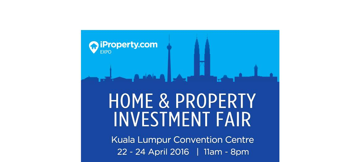 Get the best property deals at The Home & Property Investment Fair in KLCC