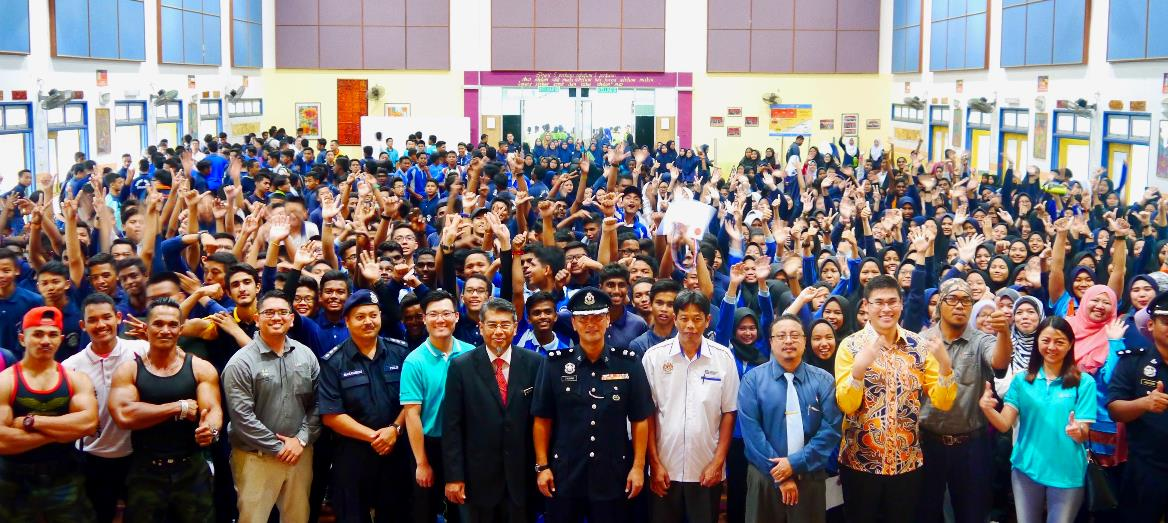 UMLand''s Albury @ Mahkota Hills Gets Picked by Nilai Police Headquarter for Pilot Community Policing Programme in the Growth Corridor of Southern KL