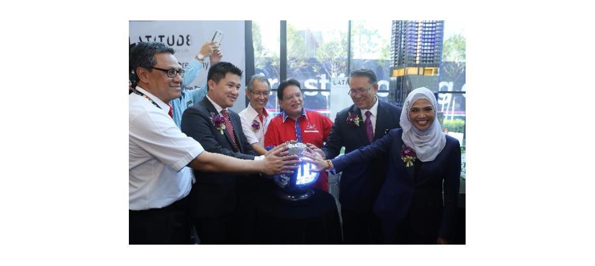 Crest Builder Holdings Berhad and Prasarana Malaysia Berhad to develop Latitud8 - Malaysia''s first Transit-Oriented Development