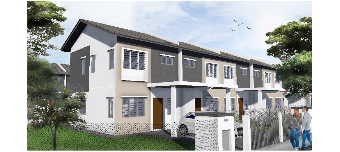 KLK Land unveils landed double-storey Rumah Selangorku in Bandar Seri Coalfields, Sungai Buloh