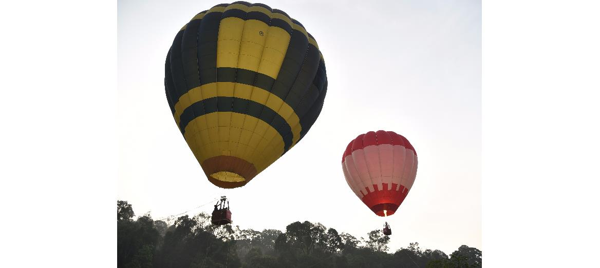Mah Sing Group''s Hot Air Balloon Fiesta shows off what Southville City has to offer