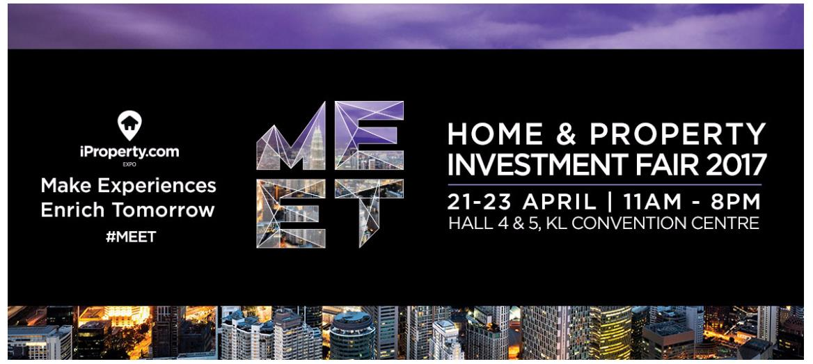 iProperty.com Malaysia to Change the Way the World Experiences Property With #MEET