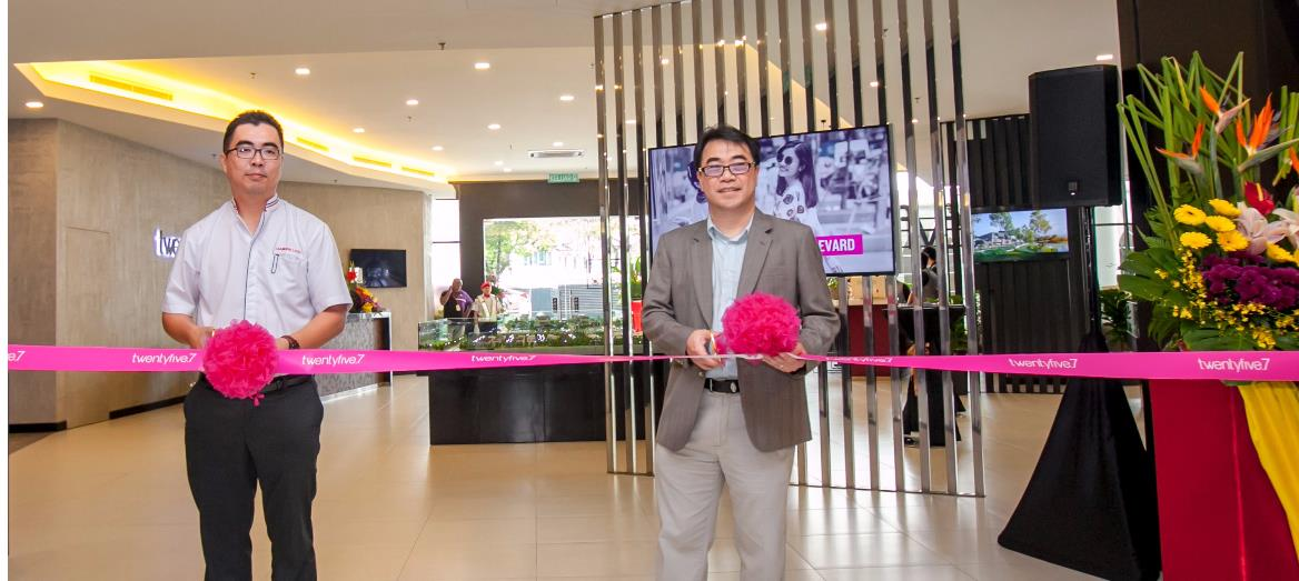 Gamuda Land Officially Opens twentyfive.7 Sales Gallery