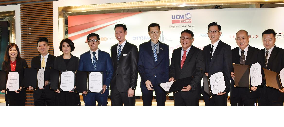UEM Sunrise offers one-stop property management service