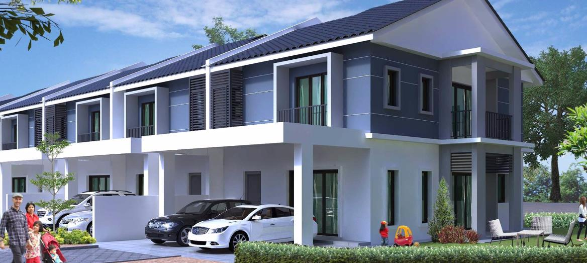 Bayu Malawati, PKNS'' Project Offers Home With Green and Serene Environment