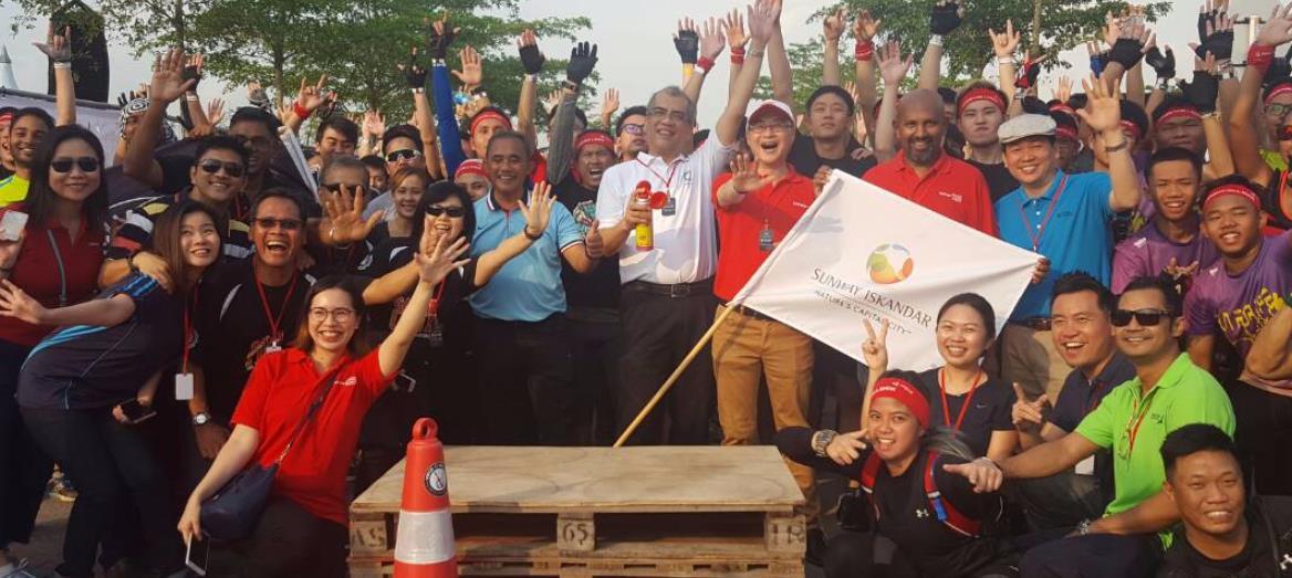 Johor Hosts 9,000 Viper Enthusiasts